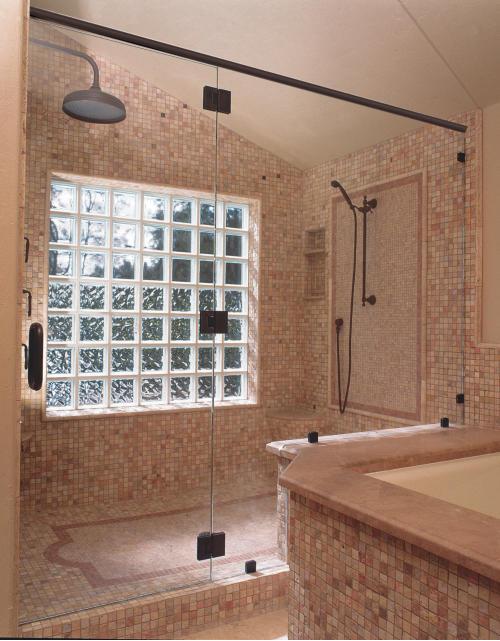 & Shower Doors by Garsison Tile