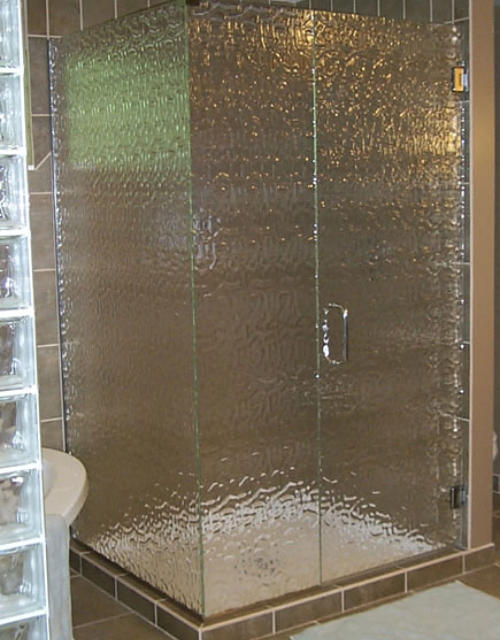 Shower doors by garsison tile Bathroom glass doors design